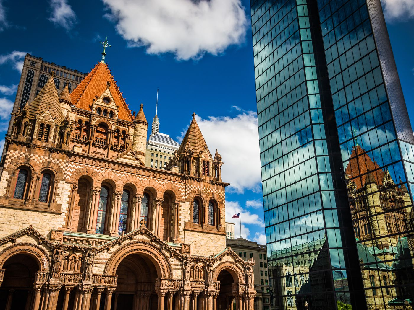 Boston's 15 most iconic buildings, mapped - Curbed Boston