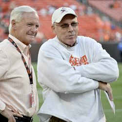 December 2019: On the final day of the year, the Browns announced they were parting ways with GM John Dorsey. It almost would seem empty in these Year in Reviews if we didn't have our usual coaching and general manager turnover, wouldn't it?