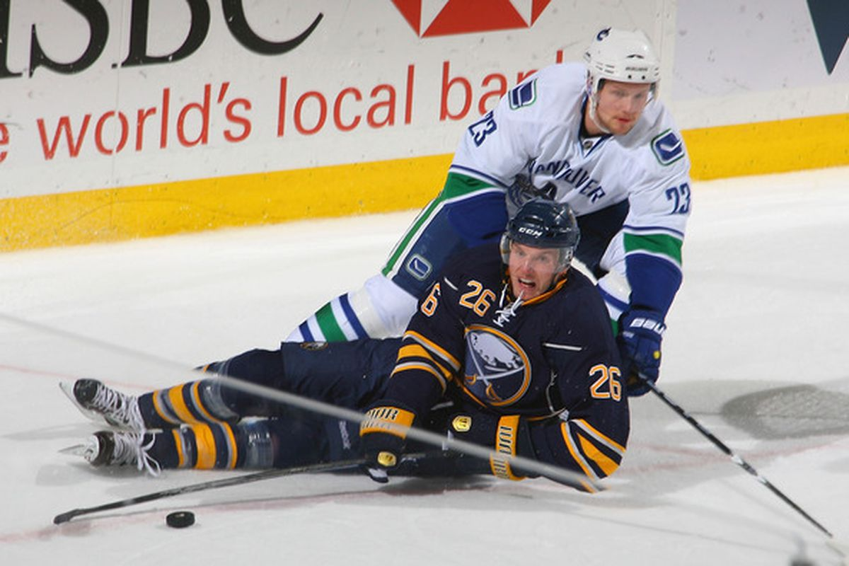 Is it possible that this guy is better than Zach Parise and Bobby Ryan? I mean Vanek, not Alex Edler.