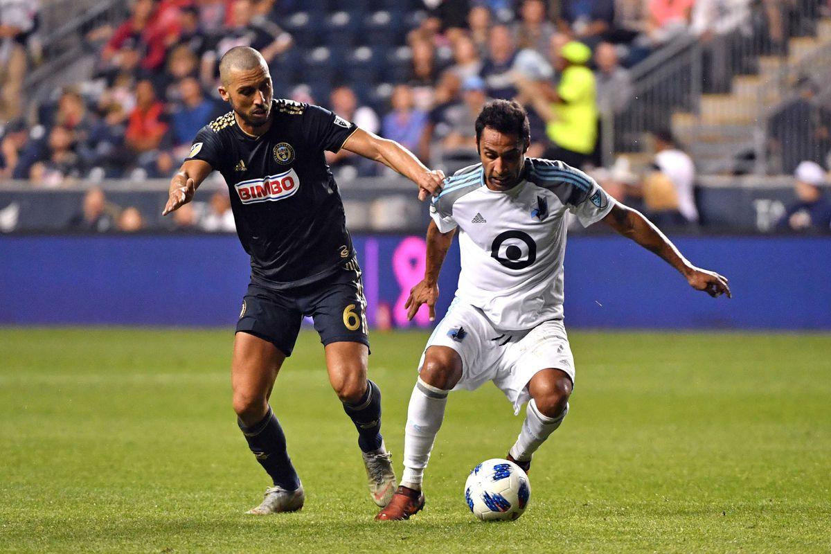 MLS: Minnesota United FC at Philadelphia Union