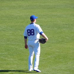 #88 After Misplaying a Ball
