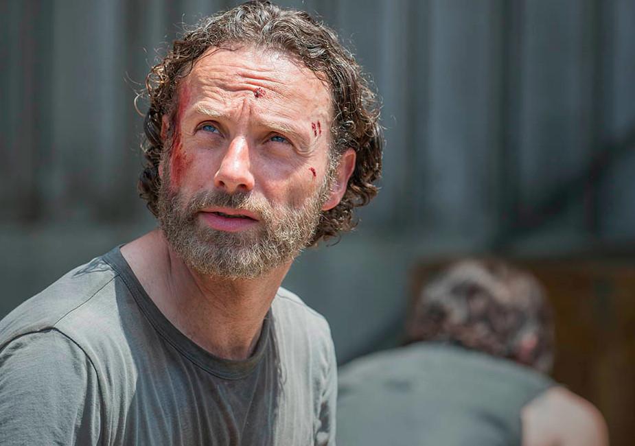 AMC's The Walking Dead - Rick Grimes