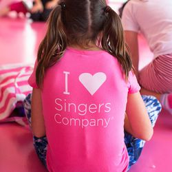Singers Company was founded in 1994 as a way for Katie Parker to earn money for college.