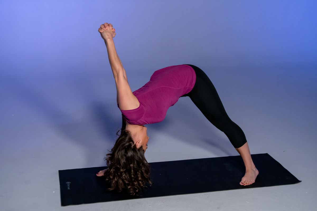 Yoga Poses To Help Combat Cold Weather Posture Chicago Sun Times