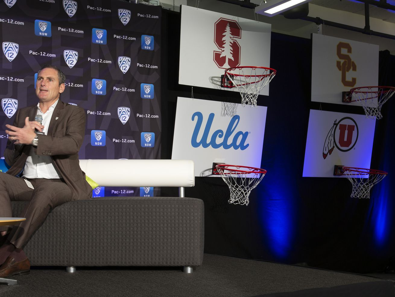 The Pac-12 is parting ways with Larry Scott. Anything different is good