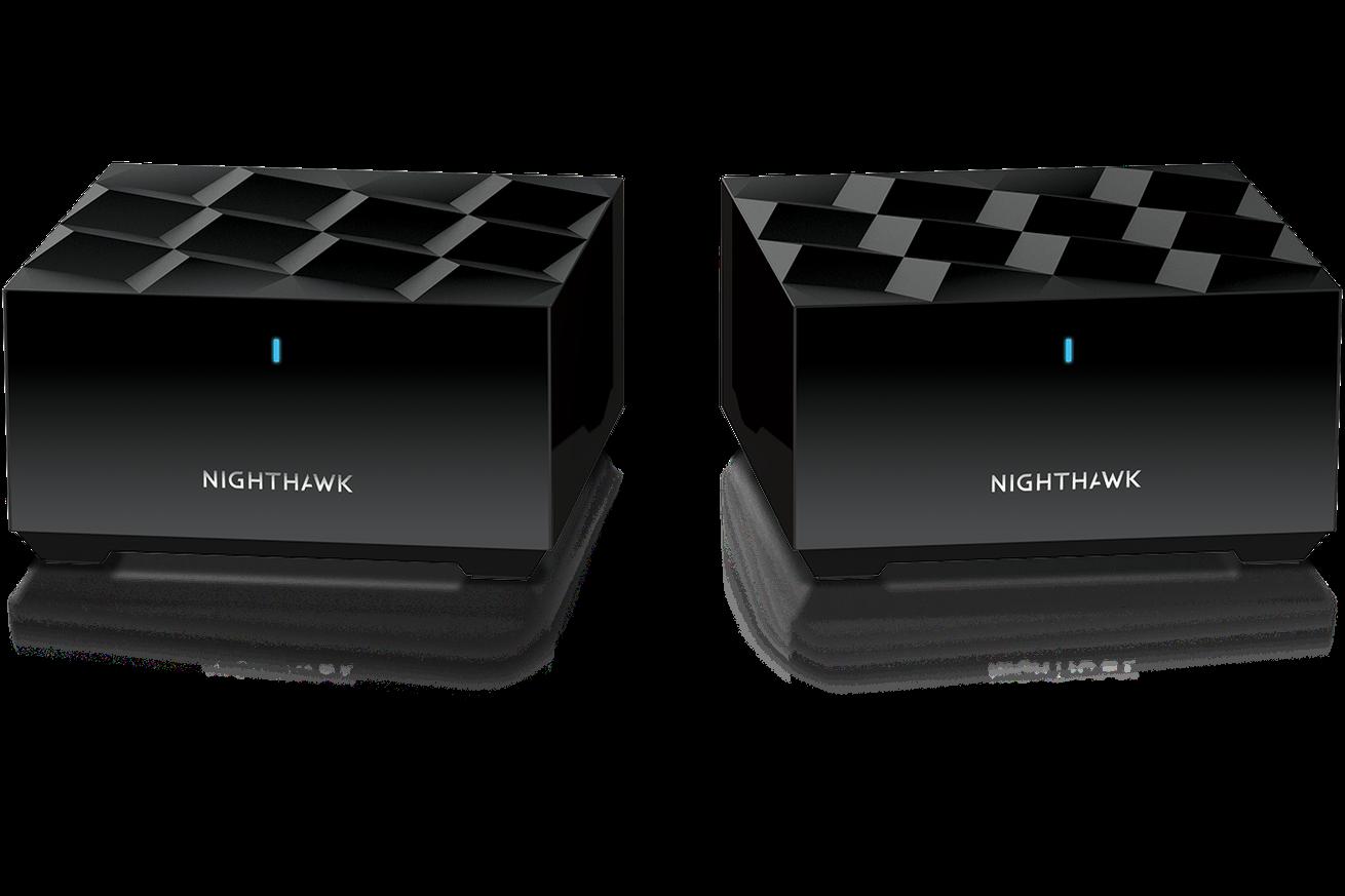 Netgear's new Nighthawk Mesh offers Wi-Fi 6 for less