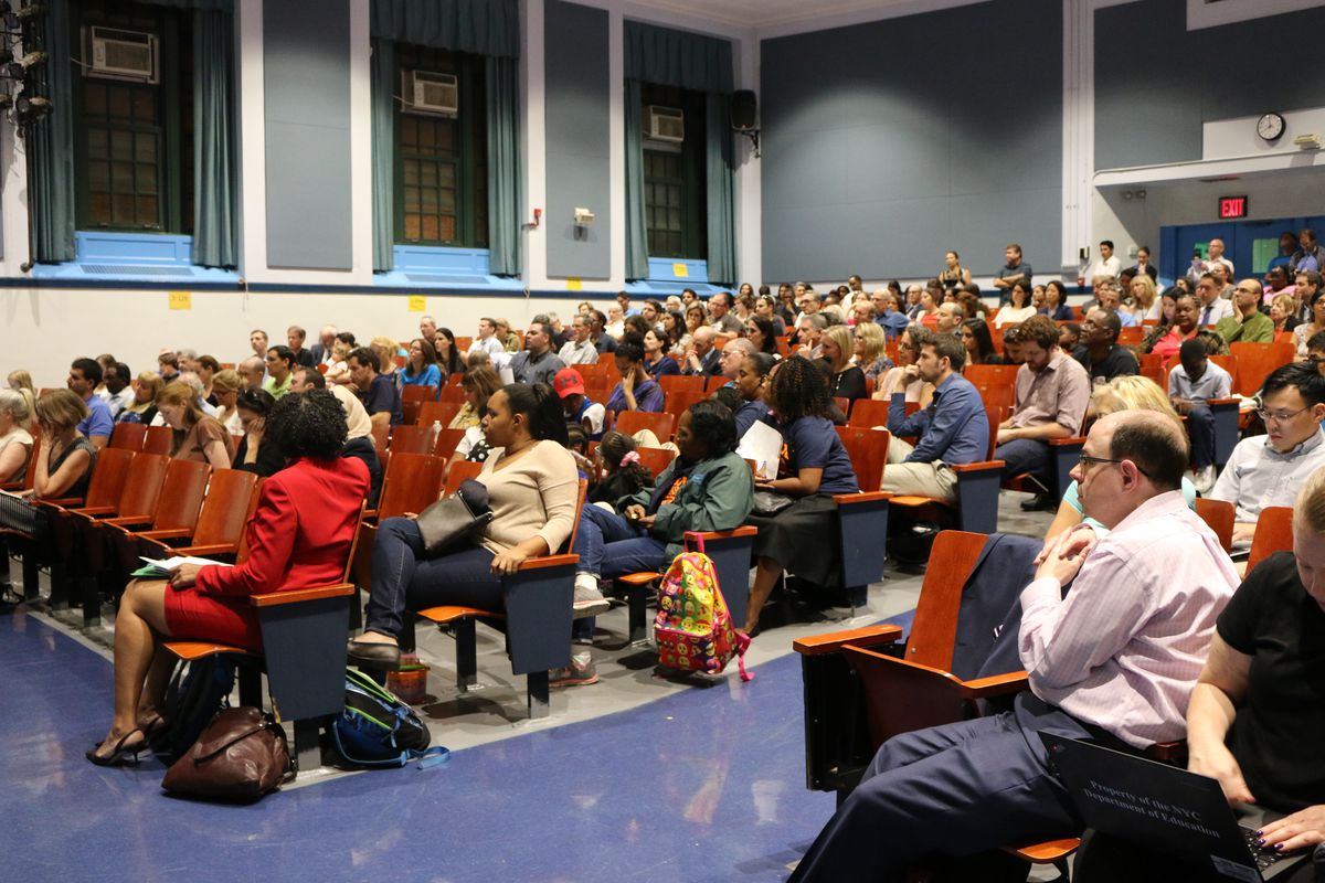 In 2016, the Community Education Council in Manhattan's District 3 approved a controversial school rezoning aimed in part at integrating schools.