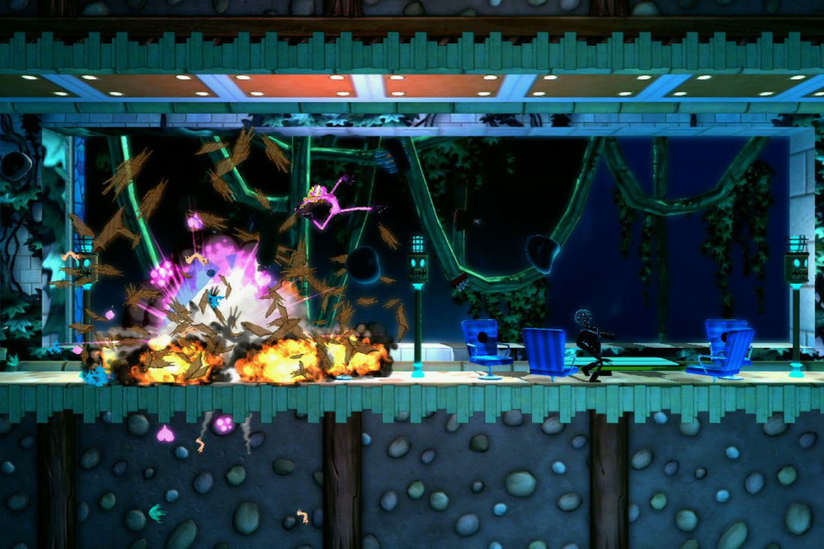 Ms  Splosion Man now available on Steam, Windows Live and