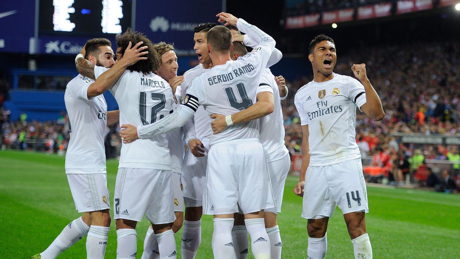 Managing Madrid A Real Madrid Community: Squad Combinations: A Look At Rafael Benítez's Real Madrid
