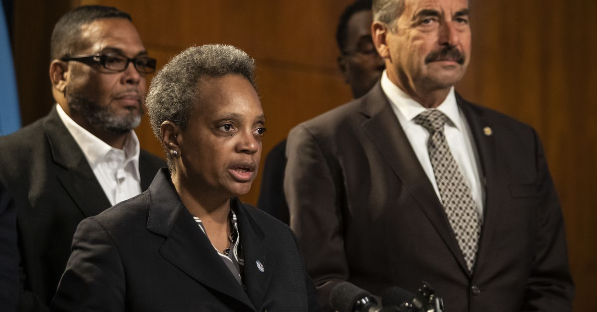 What does Lori Lightfoot value more in new top cop — community connection, or continuity?