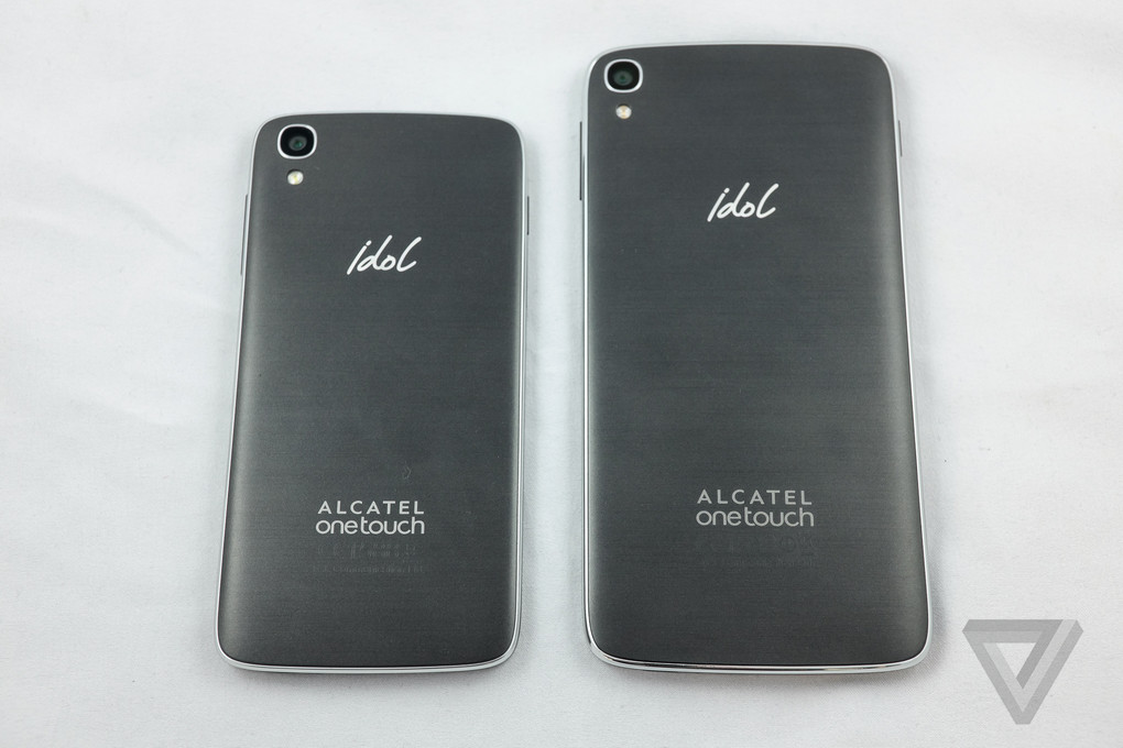Alcatel's new flagship smartphones have high-end features ...