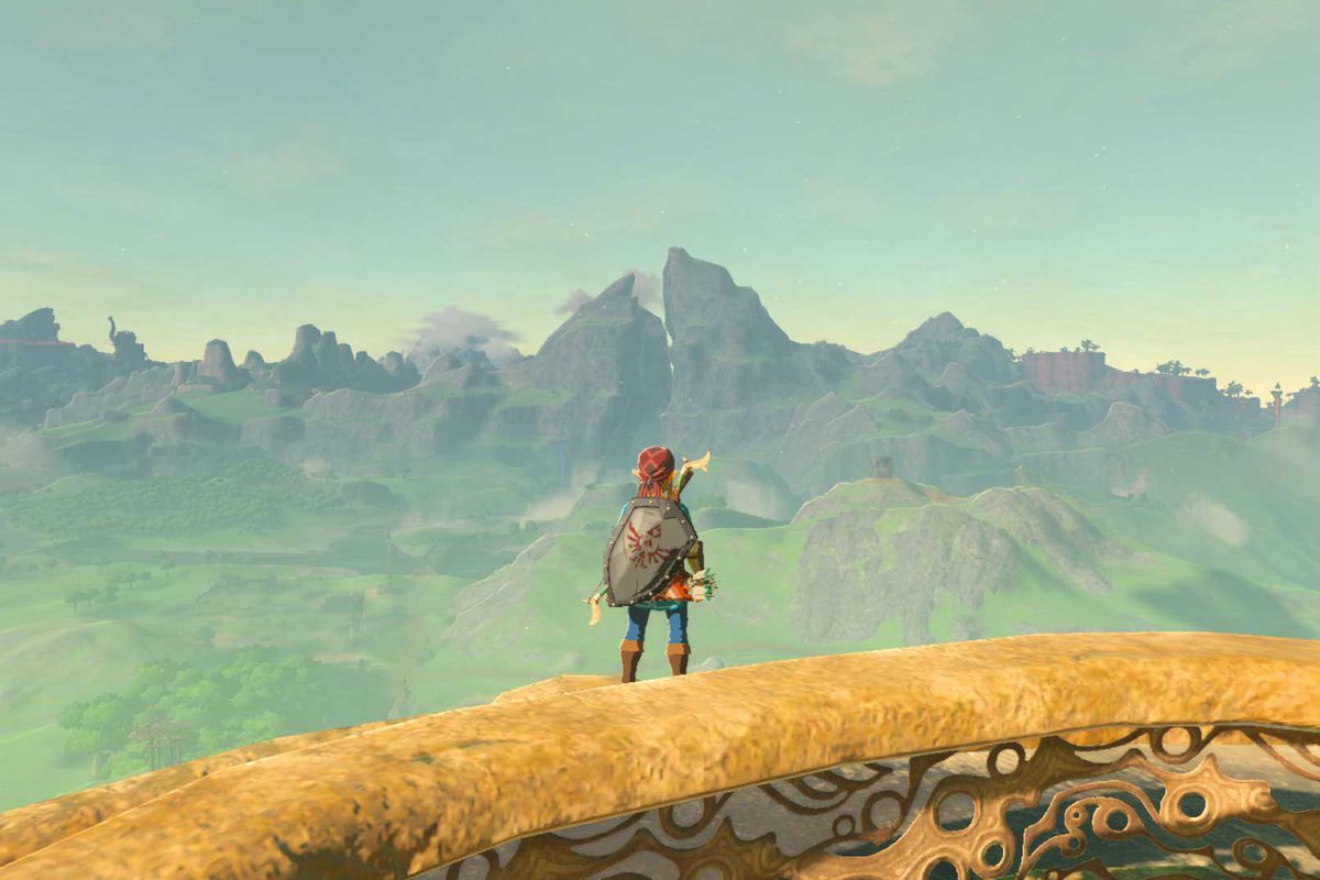 The Legend Of Zelda Breath Of The Wild Guide And Walkthrough