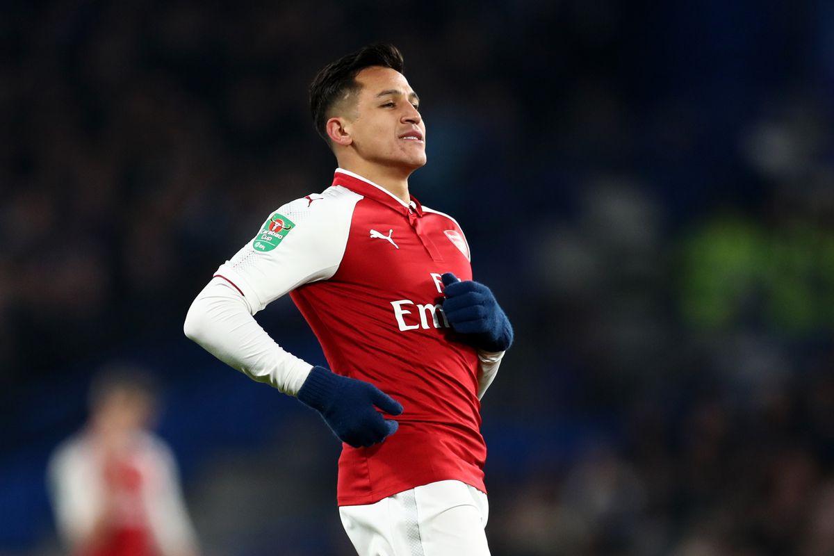Arsenal 'quote Manchester City £40m for Alexis Sanchez'