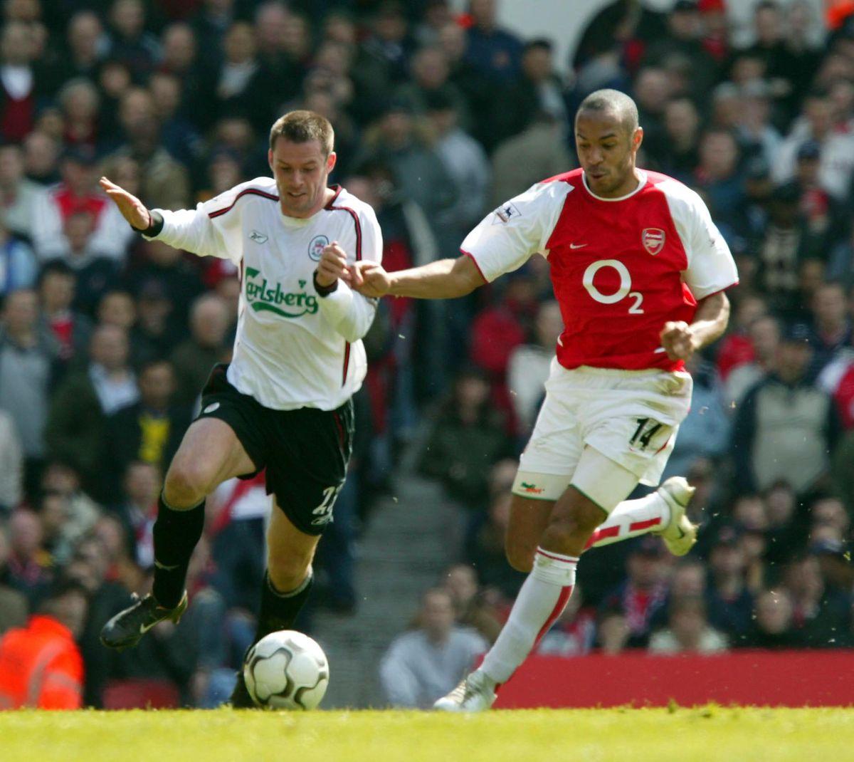 Soccer - FA Barclaycard Premiership - Arsenal v Liverpool