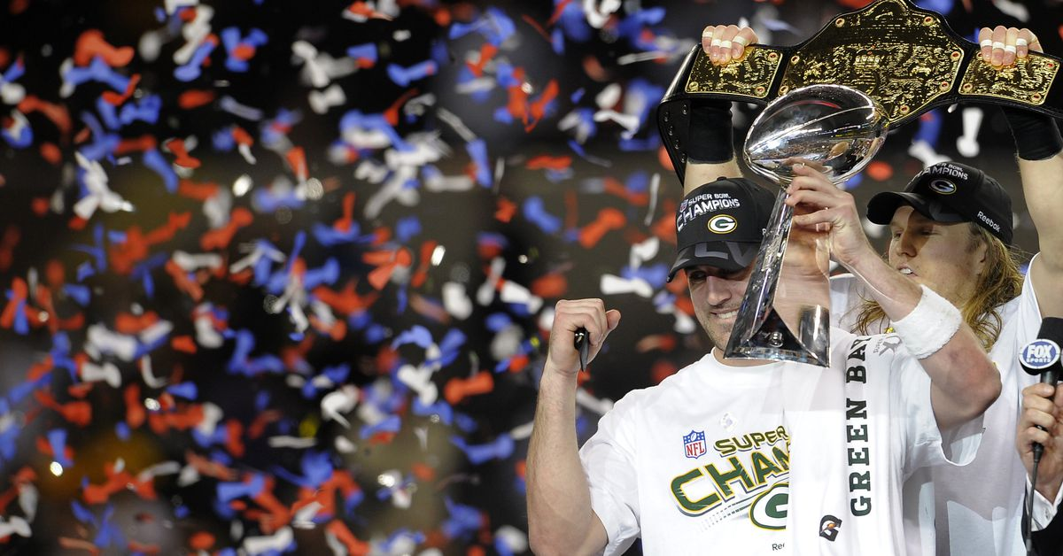 Watch a replay of the Packers' Super Bowl XLV win at 3 PM ET Sunday afternoon