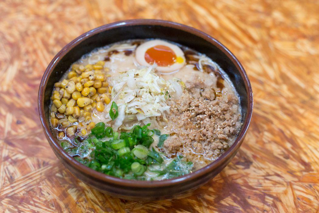 Ramen from Ramen Tatsu-ya