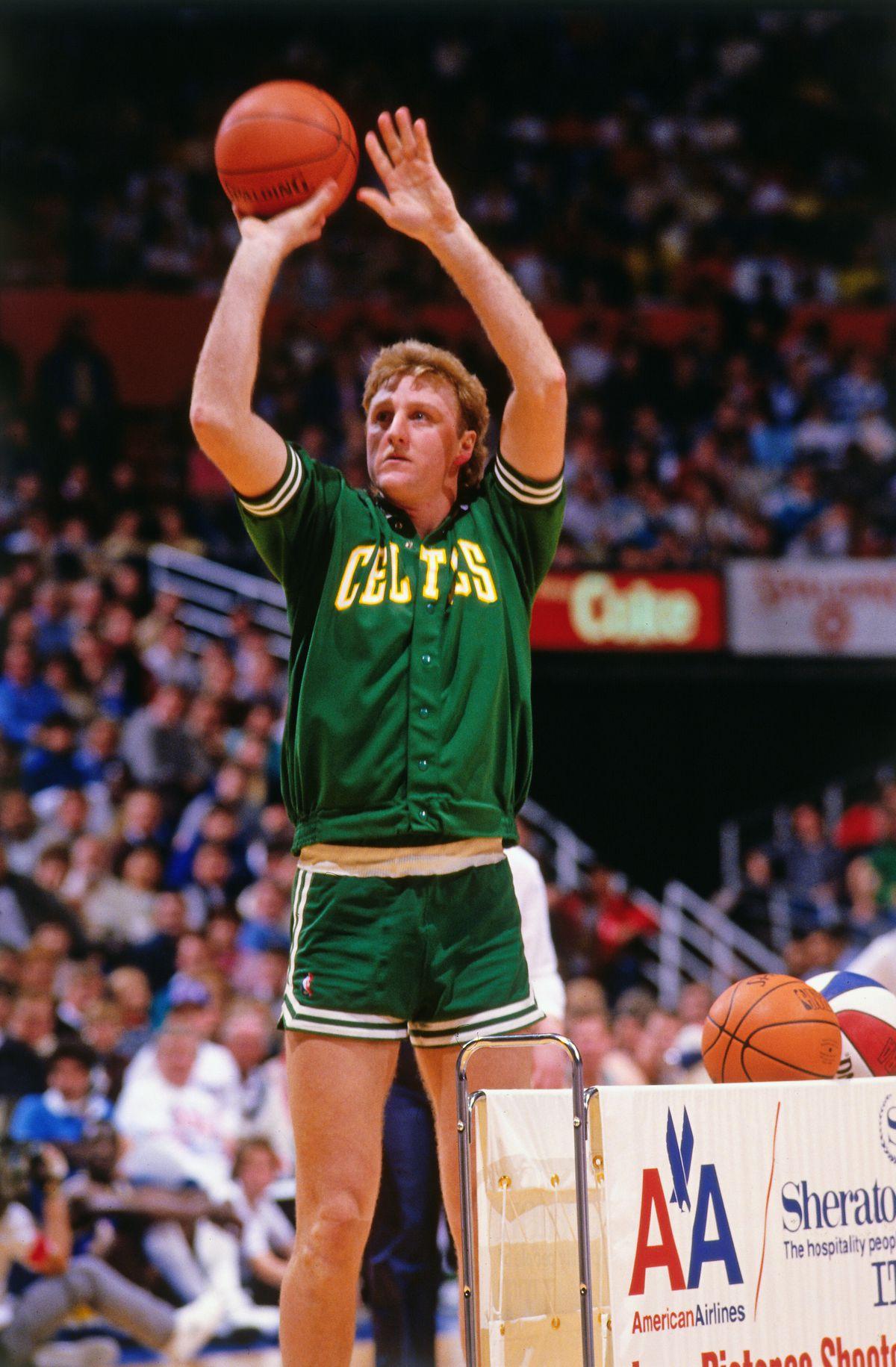 1987 NBA Three Point Contest