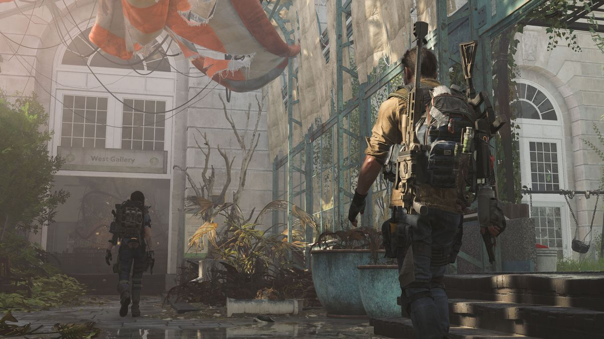 Tom Clancy's The Division 2: what we know about the Dark