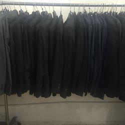 Men's blazers, $175