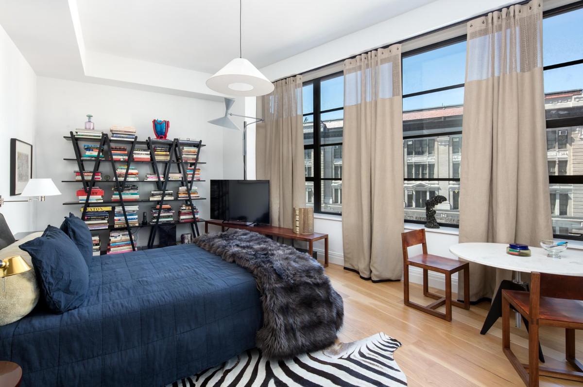 Designer's maximalist Soho loft seeks $10M - Curbed NY