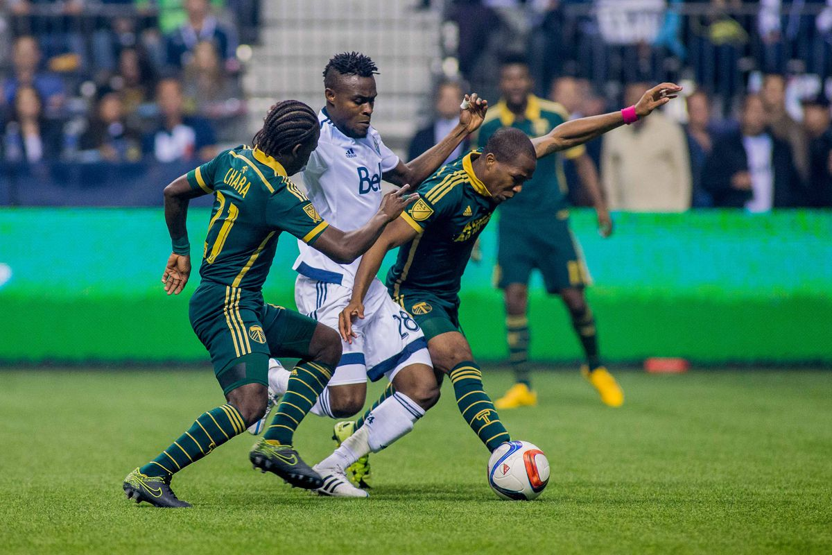 MLS: Playoffs-Portland Timbers at Vancouver Whitecaps