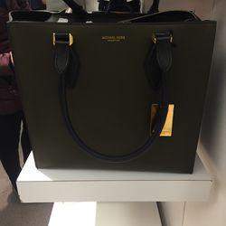 Michael Kors handbag, $516