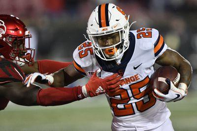 NCAA Football: Syracuse at Louisville