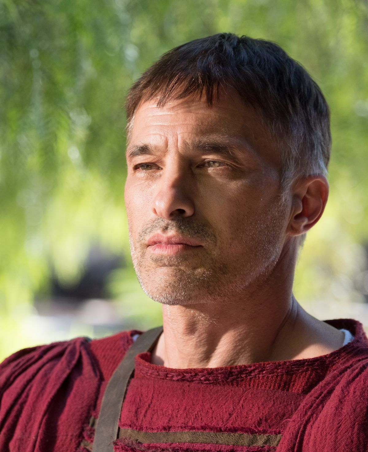 """Olivier Martinez as Mauritius in """"Paul, Apostle of Christ."""" 