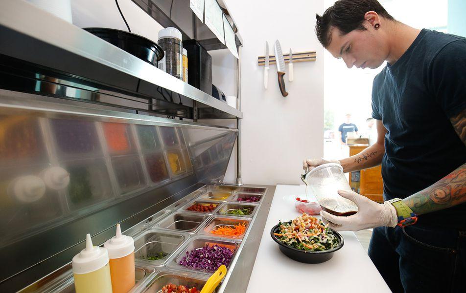 Ohana Island Kitchen Menu