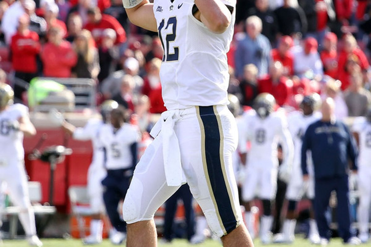 Where did Pitt rank? (Photo by Andy Lyons/Getty Images)