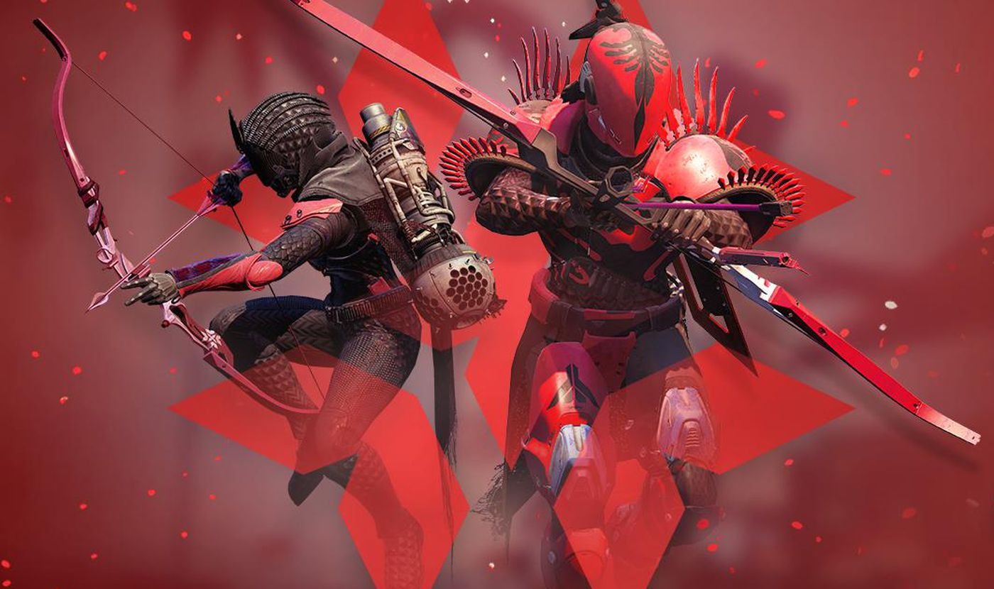 destiny 2 valentine s event crimson days leaked offers exclusive bow polygon destiny 2 valentine s event crimson