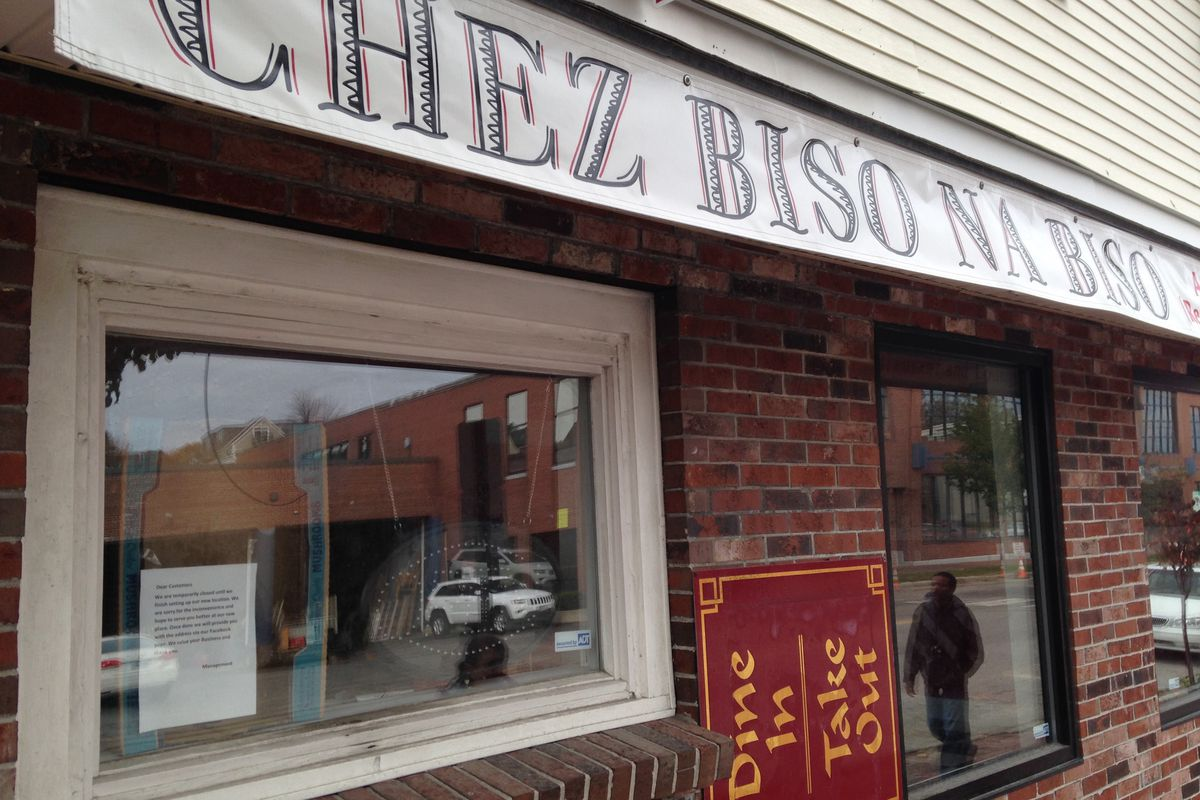 Chez Biso na Biso claims to be relocating; Terlingua will take its place at 52 Washington Avenue, Portland.