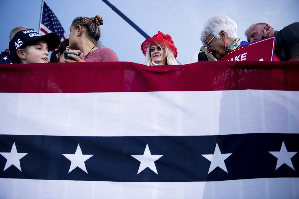 White suburban women voters could be Donald Trump's undoing in the 2020 presidential election