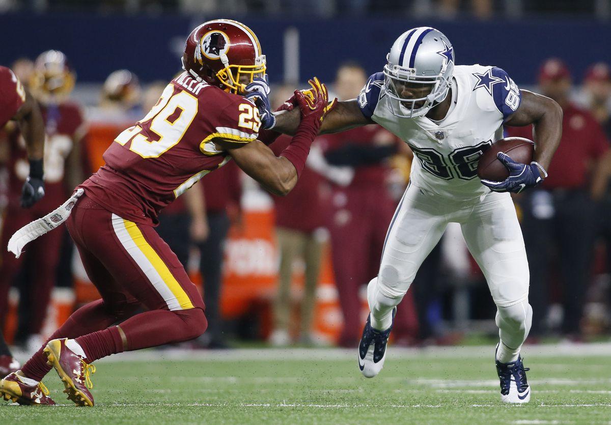 NFL: Washington Redskins at Dallas Cowboys