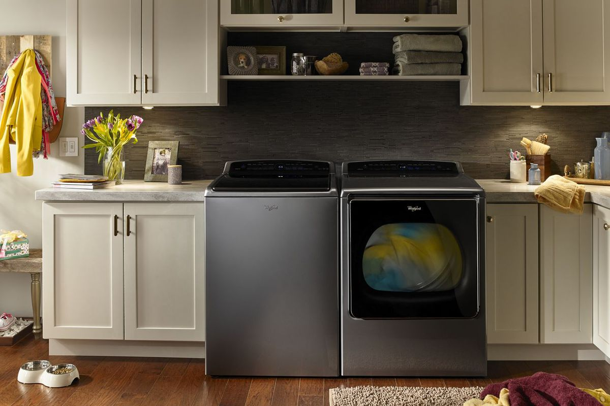 Whirlpool S New Smart Appliances Have Amazon Dash Built In