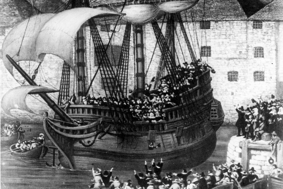 Farewell Mayflower