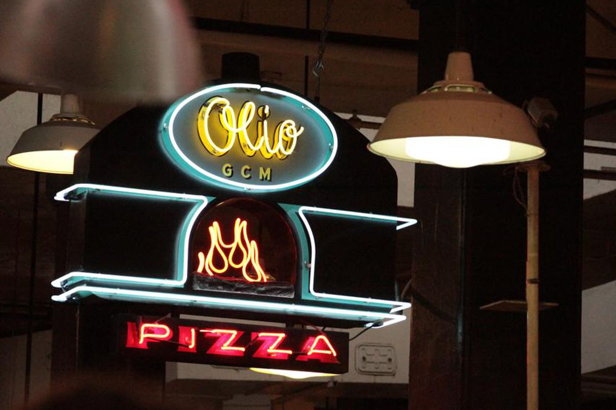 Olio Handing Out $5 Margherita Pizzas All Month Long ...
