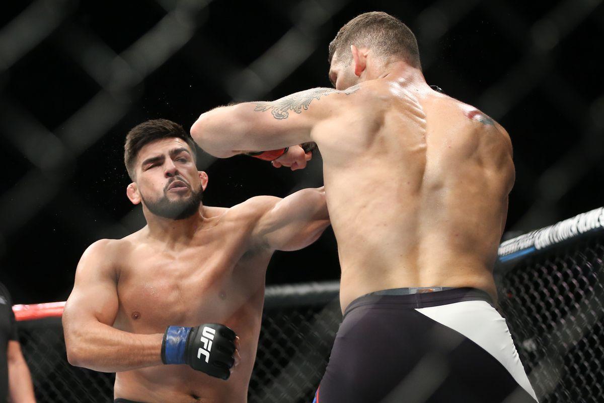UFC Fight Night: Weidman v Gastelum