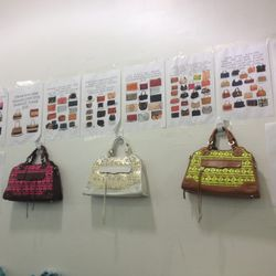 Desire bags $200