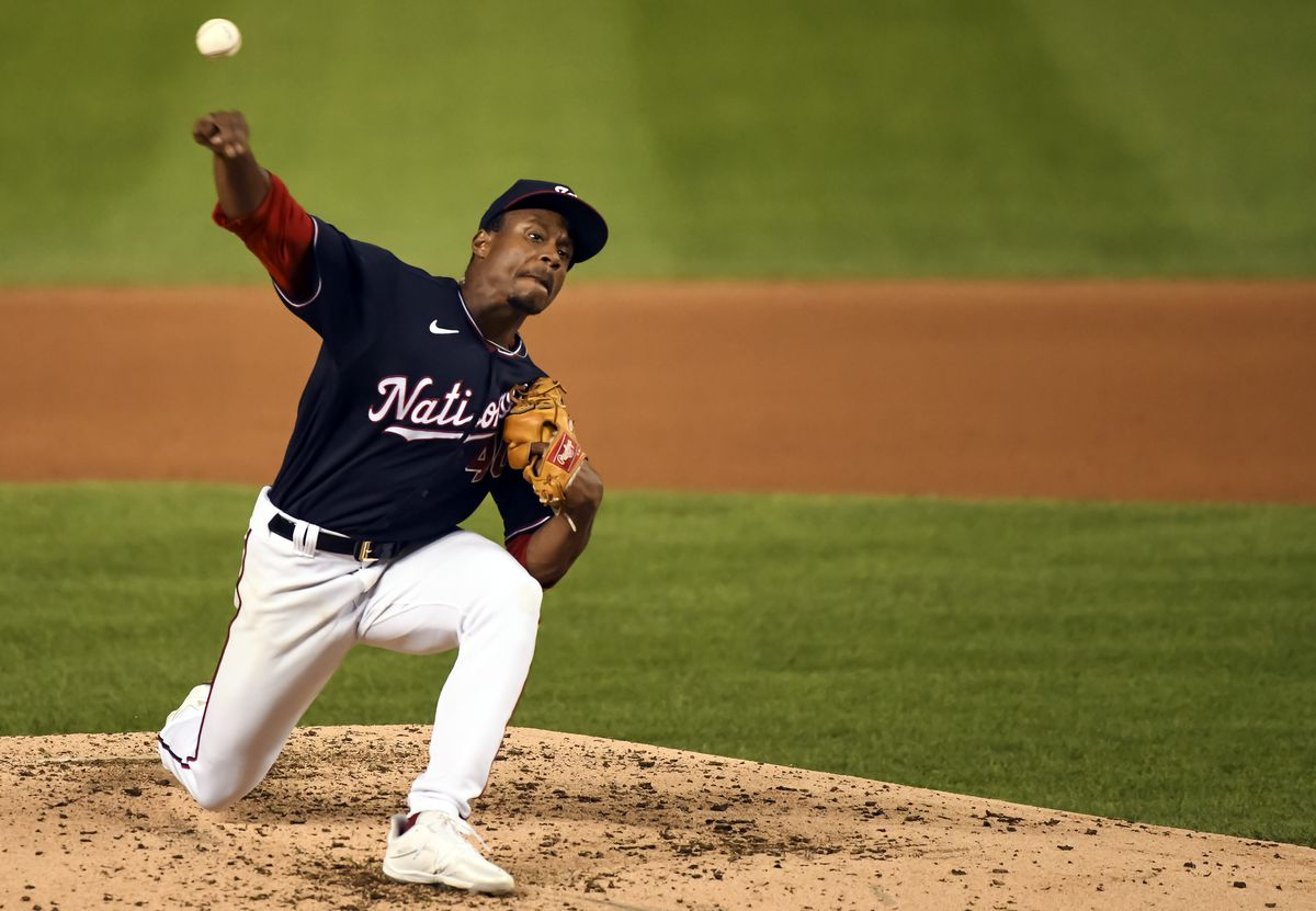 MLB: SEP 17 Rockies at Nationals