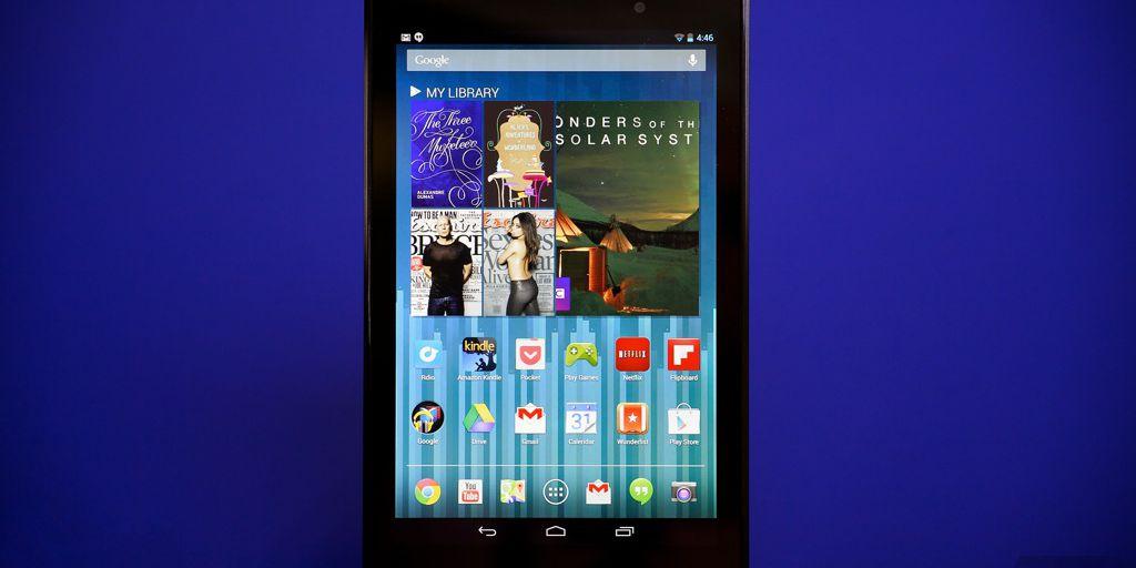 Google Nexus 7 Review 2013 The Verge