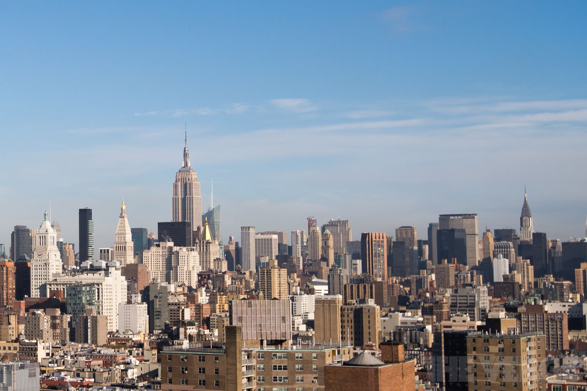 Heat Related Deaths In Manhattan Projected To Rise 20