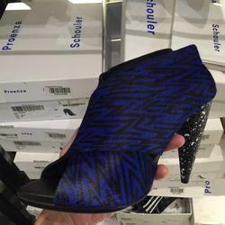 Cross front heel, $269 (was $895)