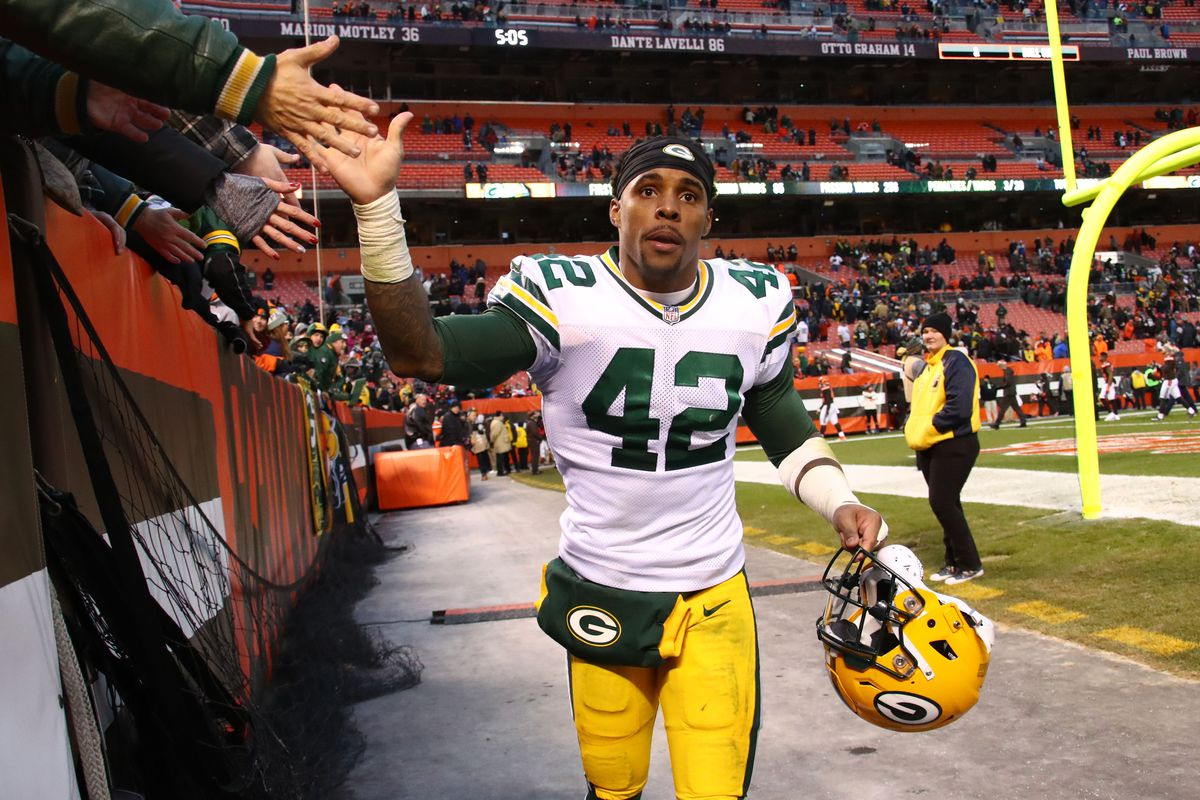 59d41e7d58c Is Morgan Burnett really going to get a huge pay day in free agency ...