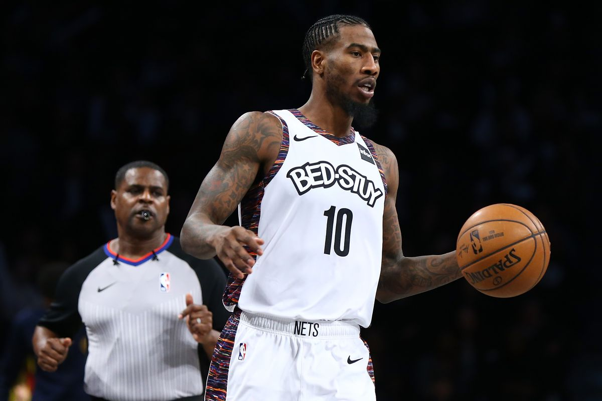 SHAMS: NETS WAIVE IMAN SHUMPERT IN SURPRISE MOVE TO GET UNDER ROSTER LIMIT