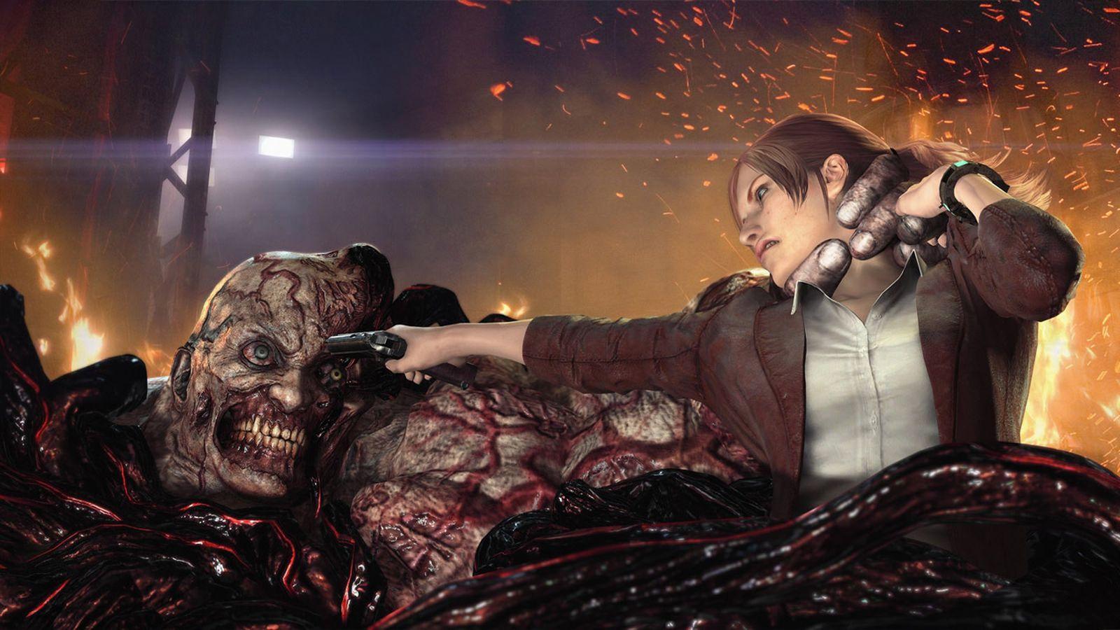 Resident evil revelations 2 release date in Sydney