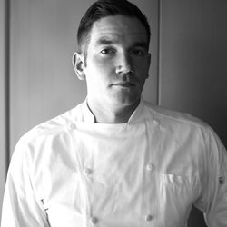 Mitch Lienhard, Sous Chef at Grace in Chicago. [Photo courtesy Grace]