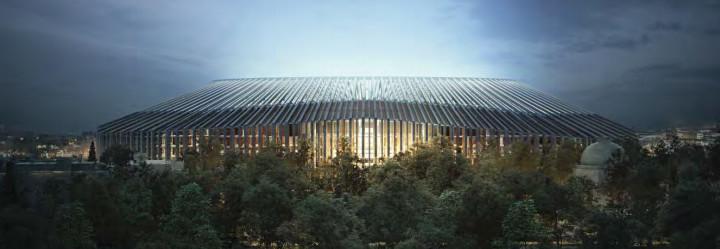 chelsea new stadium view