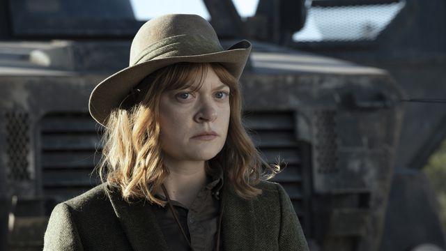 Colby Minifie as Virginia- Fear the Walking Dead _ Season 6