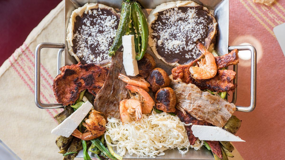 the definitive guide to oaxacan cuisine in los angeles eater la. Black Bedroom Furniture Sets. Home Design Ideas